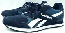 Reebok Royal Flag Mens Sneakers sz 9 Tennis Shoes Navy Blue Royal Foam Lite