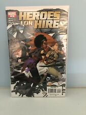 Heroes for Hire (2006 series) #10 Marvel comics