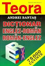 Teora English-Romanian and Romanian-English Dictionary 2015