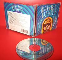 CD ROCK 'N' ROLL HIT PARTY - LITTLE RICHARD - CHUCK BERRY - ELVIS