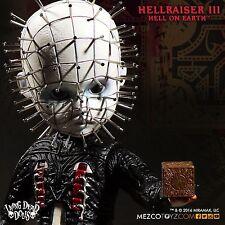 Living Dead Dolls HELLRAISER III PINHEAD doll-Clive Barker-Horror-Bradley-MEZCO