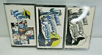 Lot of 3 Jerry Shaffer and the Darn Thirsty Cowboys Cassette Tapes Lost Highway