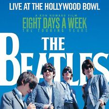 THE BEATLES LIVE AT THE HOLLYWOOD BOWL CD ALBUM (Released 9th September 2016)