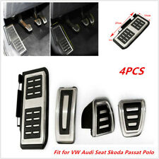 Auto Car Manual Pedal Fit For A3 8V S3 RS3 Sportback Seat Leon Anti-skid