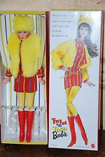 TWIST 'N TURN BARBIE DOLL (REDHEAD), COLLECTORS' REQUEST COLLECTION, 23258, 1999