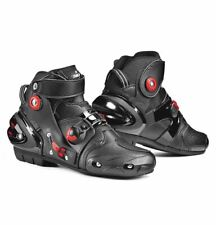 SIDI Streetburner Motorcycle BOOTS Shoes. Size EUR 45 US 10 5