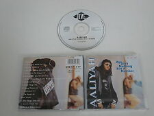 AALIYAH/ÂGE AIN´T NOTHING BUT A NUMBER(JIVE CHIP 149) CD ALBUM