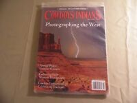 Cowboys Indians Magazine / March 2008 / Sealed Unopened / Free Domestic Shipping