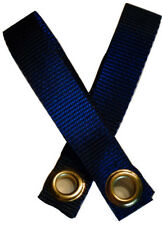 HOOD LOOPS FOR SECURING CANOES AND KAYAKS BY CHAG - 1 PAIR NAVY