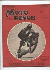Moto Revue N°648  ; 10 aout 1935 : le Darmont 4 roues en 6 photo et 2 croquis