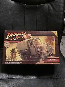 Indiana Jones Raiders Of The Lost Ark Cargo Truck ,Hasbro ,New Sealed Kenner