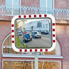 More details for durabel lite icefree stainless steel traffic mirror