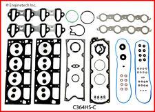 Engine Cylinder Head Gasket Set ENGINETECH, INC. C364HS-C