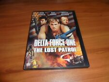 Delta Force One - The Lost Patrol (DVD, Widescreen 2002) Used Gary Daniels