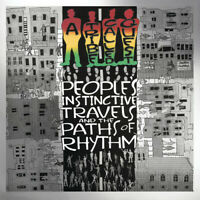 A Tribe Called Quest - People's Instinctive Travels and The Paths Of Rhythm (25t