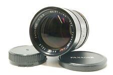 Panagor PMC Auto Tele 135mm 2.8 Canon FD mount Ref.112038
