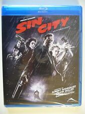 New/Sealed - Sin City (blu ray, 2005) Clive Owen, Jessica Alba