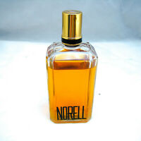 NORELL Norell Perfumes Soft Body Cologne Splash 8 oz VINTAGE, MISSING SOME