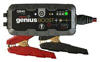 12V Lithium Charger Jump Starter Battery Pack NOCO GB40 Genius Boost Li 1000 Amp