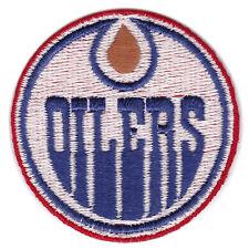 "1996-2011 EDMONTON OILERS NHL HOCKEY 2"" DIECUT TEAM LOGO PATCH"