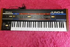 Roland JUNO-6 Synthesizer Synthesizer juno6 INTERNATIONAL SHIPPING! 1213