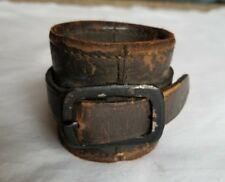 Civil War Leather Carbine Socket