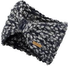 Barts Mütze LEGEND Headband navy Stirnband blau grau meliert neu Ohrwärmer