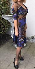 sexy Wickelkleid Kleid tolles Material wie NEU S M 36 38