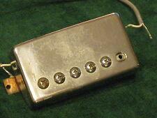Vintage Lyle A-790 MIJ Epiphone Univox Hollowbody Neck Pickup - Humbucker Size