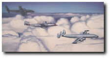 Connies On Patrol (RC-121D, EC-121H AND AN EC-121R) by Darby Perrin