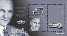 Oostenrijk Blok 20 gestempeld 2003 100 Years Ford-Auto
