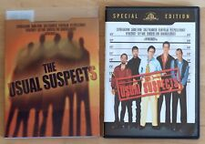 The Usual Suspects Special Edition DVD