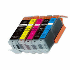 5 Ink Combo Pack + chip use for Canon 270 271 Pixma MG6820 MG6821 MG6822