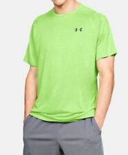 Under Armour Men's Tech Short Sleeve Tee Zap Green Size L New with tag (Defect)