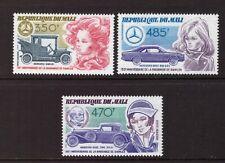Mali MNH 1984 Motor Cars Designer Gottlieb Daimler Anniv. set mint stamps