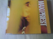 MAXI PRIEST - JUST WANNA KNOW / FE REAL - 4 TRACK UK CD SINGLE
