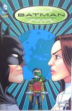 BATMAN WORD N.20: BATMAN INCORPORATED 4 - NOVEMBRE 2013-  DC COMICS