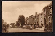 Caerbryn Village, near Ammonford - printed postcard