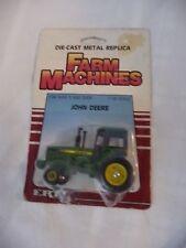 Your buying an Ertl John Deere 2WD Tractor 1:64 Scale Diecast Replica NEW