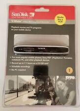 SanDisk V-Mate Video Sd Sdhc Memory Stick MicroSd MiniSd Memory Card Recorder