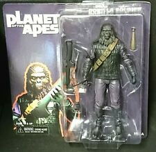 """Planet of the Apes Series 1 Gorilla Soldier New! 7"""" Figure/Neca"""
