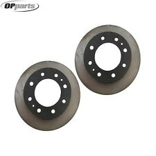 Chevrolet Express 3500 2500 HD 3500 HD Set of 2 Front OPparts Disc Brake Rotors