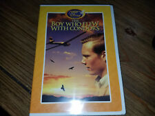 Wonderful World of Disney: The Boy Who Flew With Condors DVD, New, Rare!