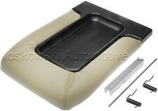 GMC Chevy Silverado Sierra Center Console Lid Armrest Repair Kit Split Bench Tan