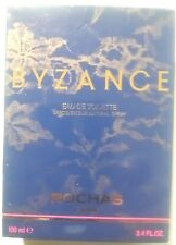 BYZANCE EAU DE TOILETTE SPRAY BY ROCHAS  FOR WOMEN 3.4 OZ Brand New ( RARE)