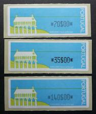 Portugal Espigueiro 1991 House North Of ATM (frama label stamp MNH