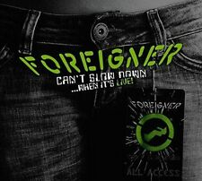 """Foreigner - Can't Slow Down 2010 Ear Music 12"""" Vinyl LP"""