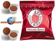 400 Capsule Caffè Borbone ROSSA rosso compatibili Lavazza Point + crema + aroma
