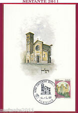 ITALIA MAXIMUM MAXI CARD CIVITANOVA MARCHE ROCCA VIGNOLA MODENA 1988 B75