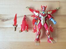 Power Rangers Lost Galaxy - Red Conquering Power Ranger COMPLETE
